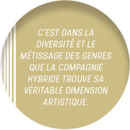 compagnie hybride artistique
