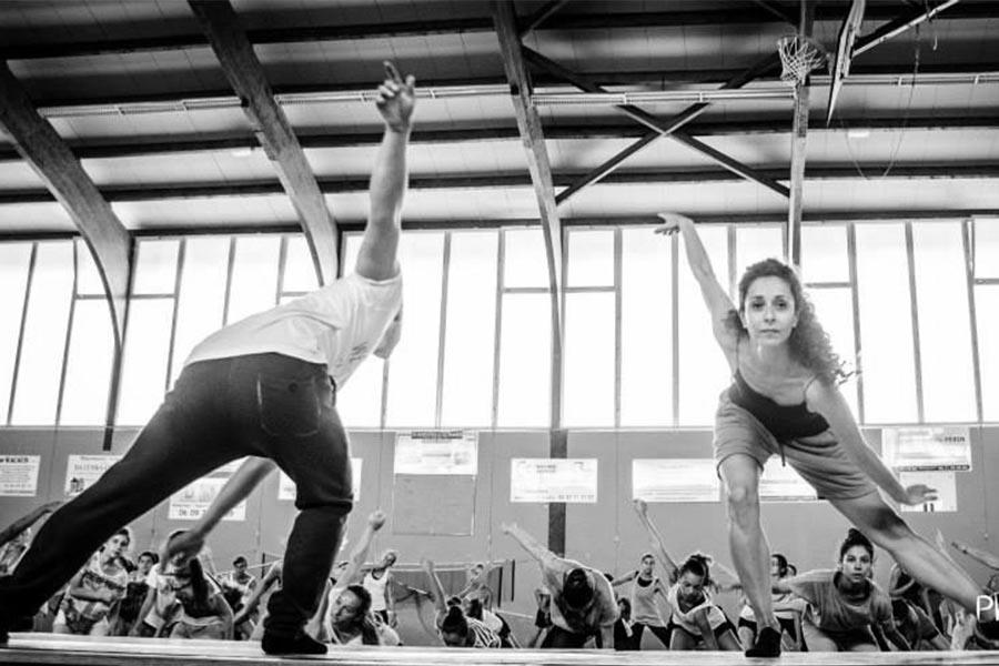 lionel hun hybride dance class