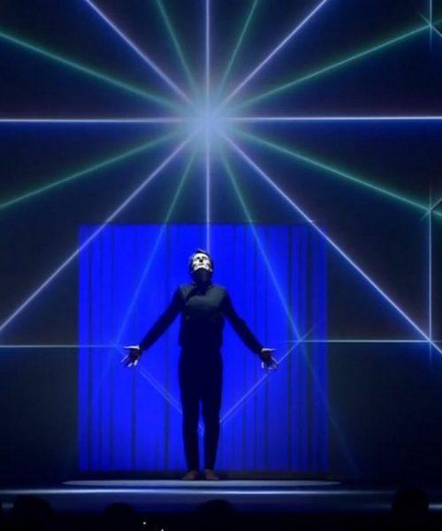 showreel danse digitale compagnie hybride