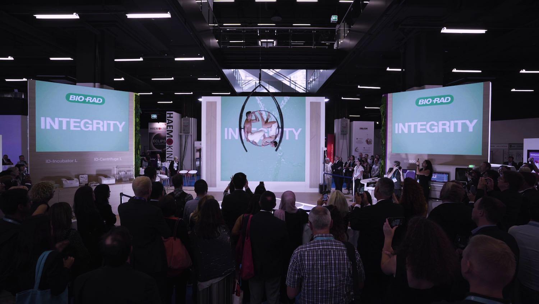 biorad compagnie hybride skyron motion evenement entreprise