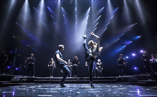 show danse